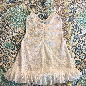 NWT Victoria's Secret white lingerie